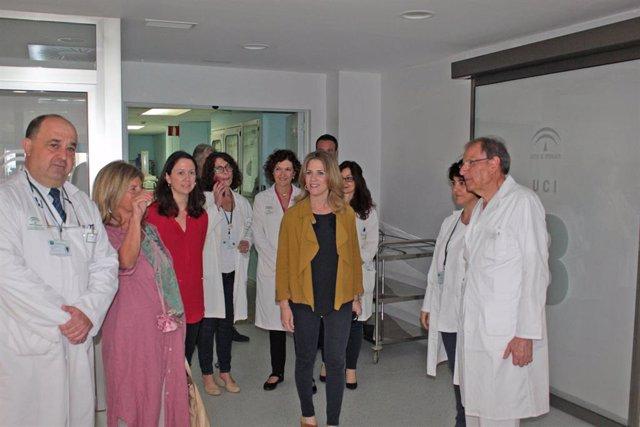 Cádiz.- El Hospital Puerta del Mar culmina la segunda fase de modernización, ampliación y humanización de su UCI