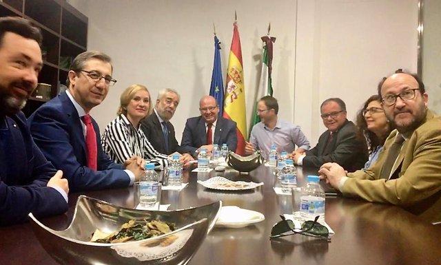 """Jaén.- 26M.- Márquez (PP) señala la """"reestructuración laboral"""" como uno de los grandes retos en los próximos años"""