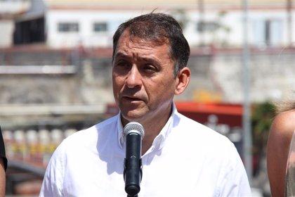 """Bermúdez exige a Pedro Sánchez que empiece """"de una vez"""" la ampliación de la depuradora"""