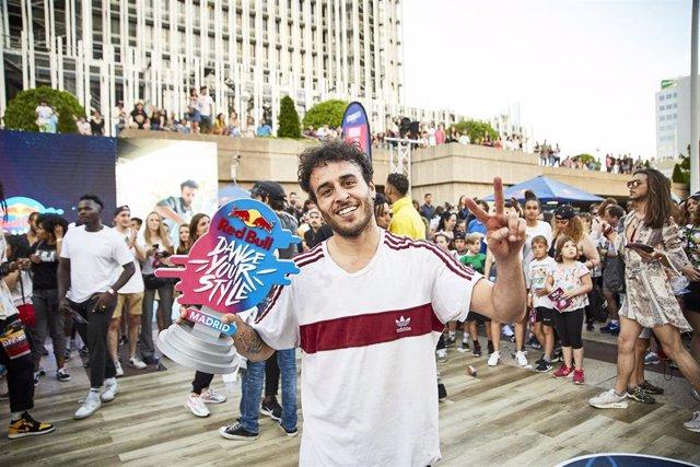 José Jurado Giles (Chey) se corona como mejor bailarín de España en Red Bull Dance Your Style