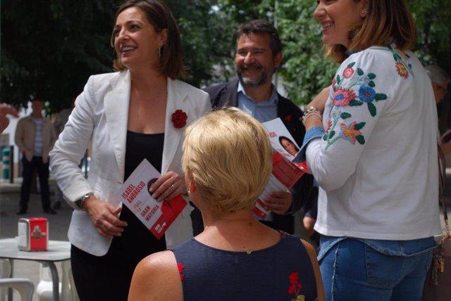 Córdoba.-26M.-Isabel Ambrosio (PSOE) reclamará inversiones al Estado y a la Junta para poner a Córdoba donde corresponde
