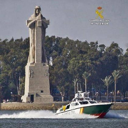 El cadáver encontrado en aguas de Mazagón, en Huelva, pertenece a un hombre de 65 años de Ciudad Real