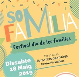 Palma organiza el festival 'Som Familia' para mostrar la diversidad familiar y de unidades de convivencia