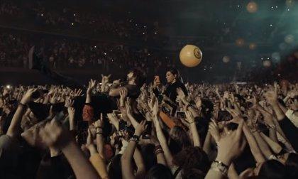 IZAL presenta videoclip grabado en directo en el WiZink Center de Madrid