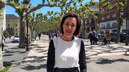 """La candidata del PP de Torrelavega invita a los vecinos a """"irse de pinchos y cañas"""""""
