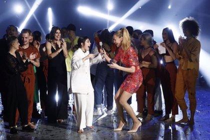 Esther se proclama vencedora de 'Fama, a Bailar' en su segunda edición