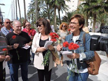 """PSOE aboga por la """"segunda gran transformación"""" de la ciudad de Almería desde el """"urbanismo verde"""""""