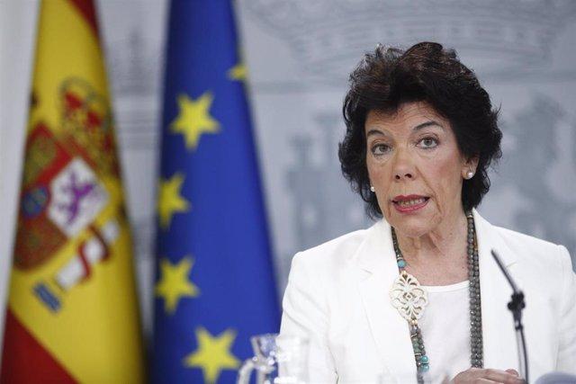 """VÍDEO: Gobierno pide a Cs y PP la abstención en la investidura como un """"servicio"""