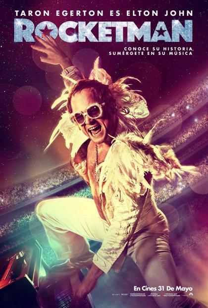 Sorteamos invitaciones para el preestreno exclusivo de Rocketman el 23 de mayo en Yelmo Cines