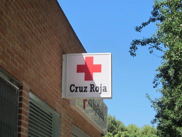 Logo de Creu Vermella