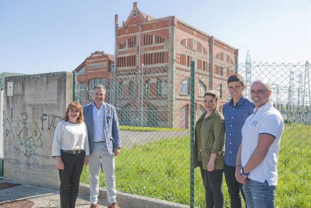 26M.- El PRC Convertirá La 'Fabrica De La Luz' En Un Espacio Cultural De Referencia En Cantabria