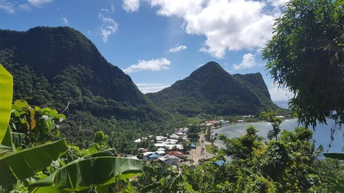 Samoa Americana se hunde aceleradamente en el mar por un terremoto