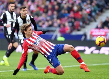 El Atlético se despide de varios referentes en el Ciudad de Valencia