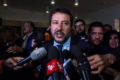 Salvini dice que los peores enemigos de la UE son sus actuales dirigentes