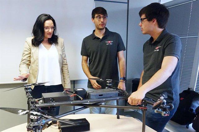 Protección Civil de Santa Cruz de Tenerife incorpora un dron con un radio de hasta 20 kilómetros