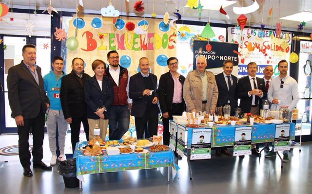 Los Desayunos Solidarios de Fundación Grupo Norte recaudan más de 5.300 euros a favor de los niños con cáncer