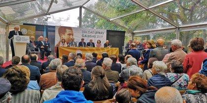"""La Real Academia Galega destaca la enseñanza como """"el impelente"""" que marcó la vida de Antonio Fraguas"""