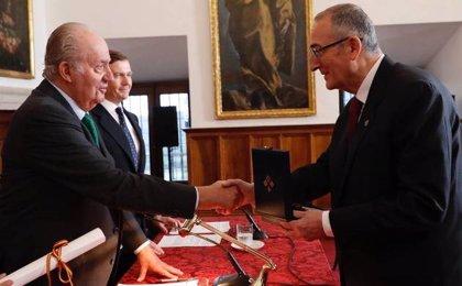 Miguel Ángel Ladero, Premio Órdenes Españolas, avisa de que la Historia no debe escribirse por intereses políticos