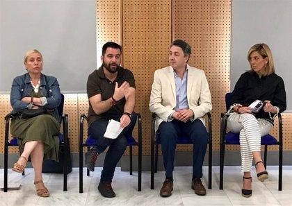 """Fran González (PSOE) se compromete a hacer de Cádiz una ciudad """"100% accesible"""""""