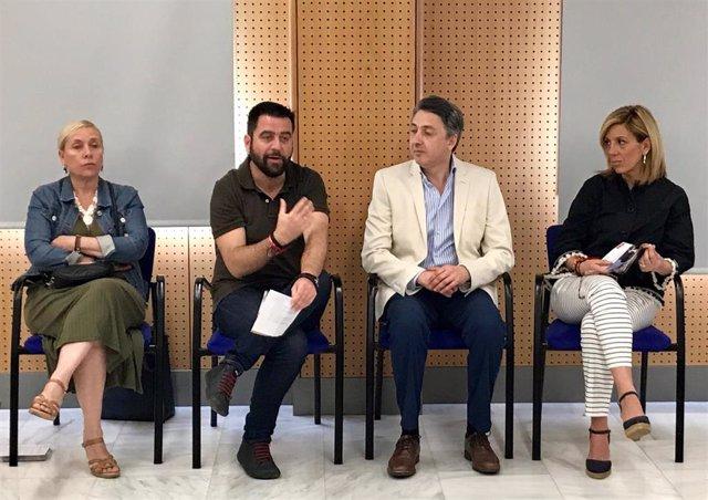 """Cádiz.-26M.- Fran González (PSOE) se compromete a hacer de Cádiz una ciudad """"100% accesible"""""""