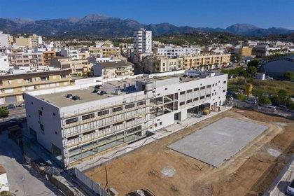 Las obras del nuevo Hospital Sant Joan de Déu de Inca finalizarán en septiembre de este año