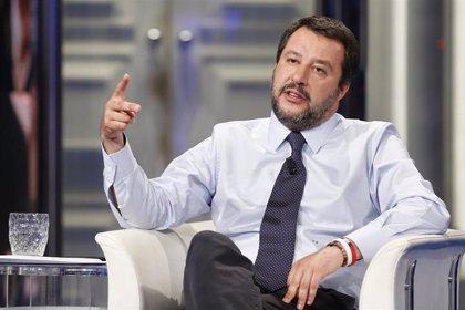 Salvini avisa de que la coalición de Gobierno podría romperse si continúan las disputas internas