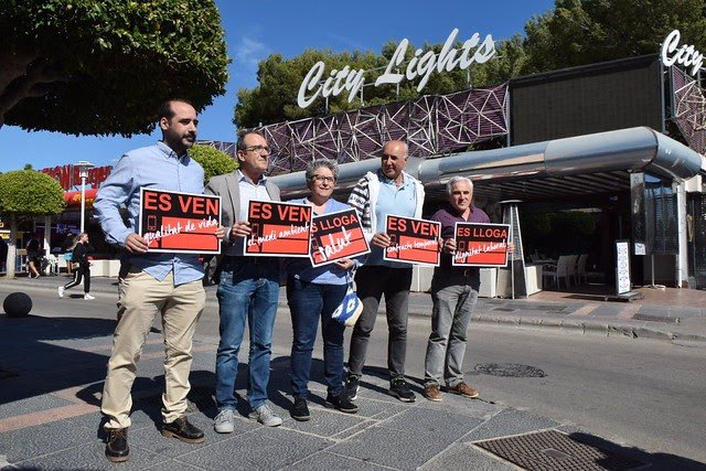 """26M.- Yllanes: """"Para Mantener El Turismo De Borrachera Se Venden Y Se Alquilan Derechos De La Ciudadanía"""""""