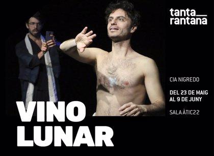 El Teatre Tantarantana cerrará la trilogía sobre violencia y juventud 'Vino lunar'