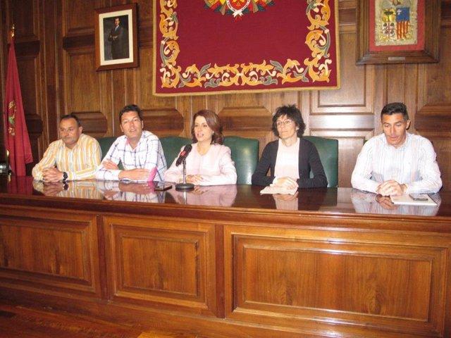 Teruel presenta su candidatura para acoger en 2020 el Congreso Nacional de Cirugía Taurina