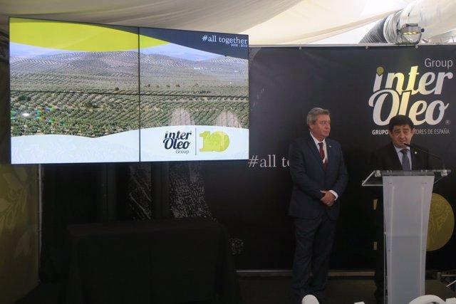 Jaén.- Interóleo celebra en Expoliva su décimo aniversario y desde Diputación se valora su crecimiento exponencial