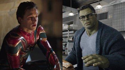 Marvel confirma la extraña conexión entre Hulk y Spider-Man