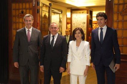 Olano y González (PNV) llaman a la movilización general de su electorado en Gipuzkoa y Álava para ganar a EH Bildu
