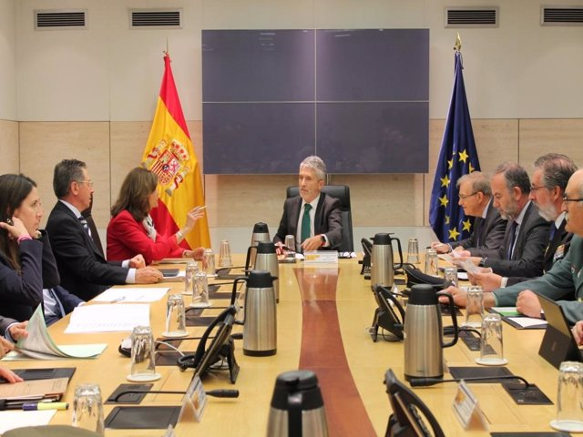 26M.- Interior Refuerza Desde El Próximo Miércoles La Seguridad De Cara A Las Elecciones Europeas, Locales Y Autonómicas