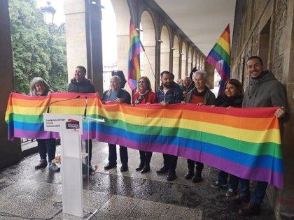 Elkarrekin Podemos propone un Centro LGTBI+ que sea sede del Observatorio contra la homofobia