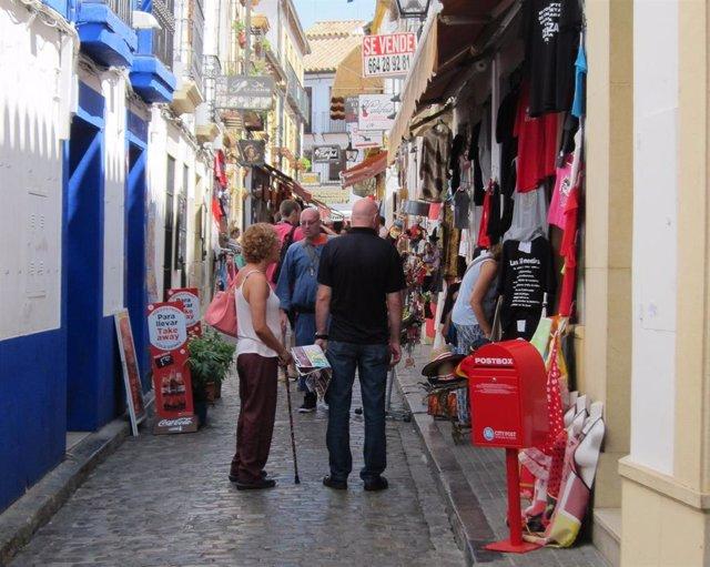 Andalucía roza los 6 millones de turistas en el primer trimestre y sube un 5,7% respecto a 2018