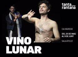 El Teatre Tantarantana tancarà la trilogia sobre violència i joventut 'Vino lunar' (TEATRE TANTARANTANA)