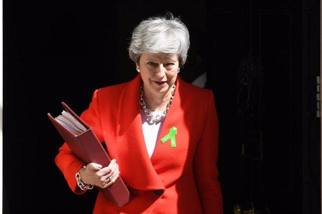 May fijará el calendario de su salida tras la última votación sobre el 'Brexit' a principios de junio