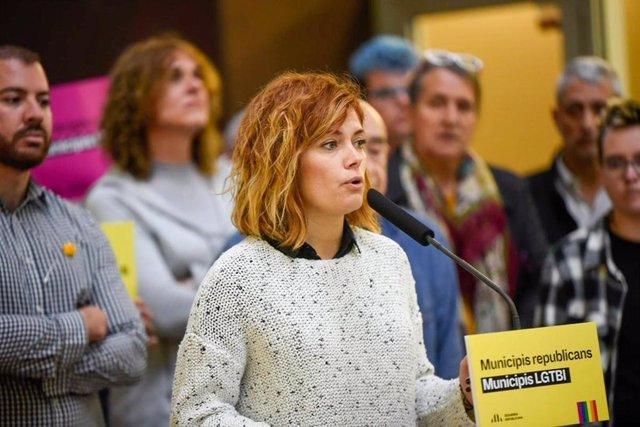 """26M.- ERC Defensa Els Municipis Com a """"Punta De Llança Contra La Lgtbifobia"""" I Com a Garant De Drets"""