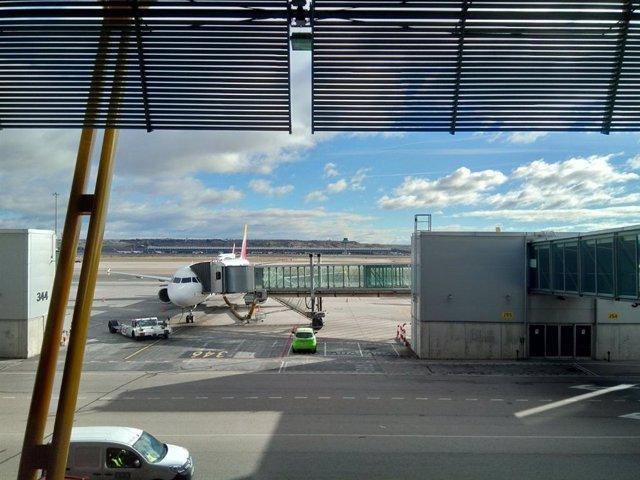 Aeropuerto, aviación, vuelos