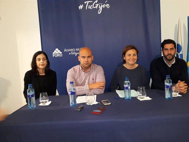 """26M-M.- Gijón.- """"Se Volverá Al Sectarismo Y A Las Redes Clientelares"""", Advierte Moriyón Sobre Si El PSOE Gobierna"""