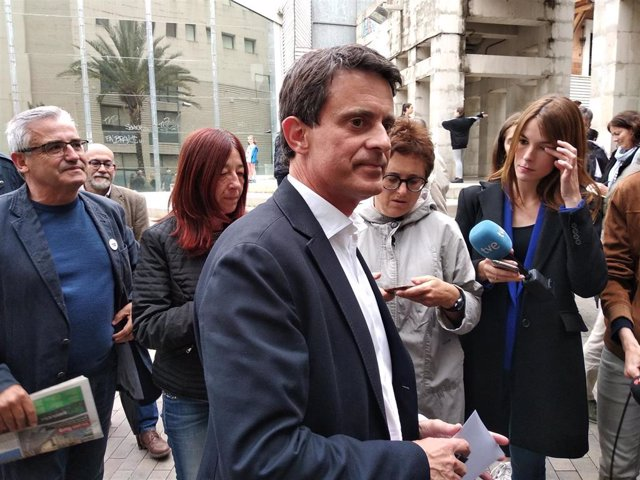 26M.- Valls Defiende Que Extranjeros Puedan Votar En Las Municipales A Los 5 Años De Empadronarse