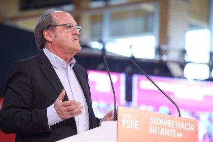 """Gabilondo promete un gobierno paritario y una Comunidad """"comprometida con el feminismo"""""""