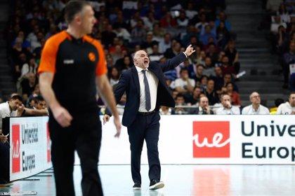 """Laso: """"Tengo mi opinión sobre los árbitros, pero es absurdo darla sin ver el partido de nuevo"""""""