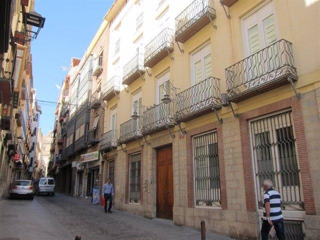 Jaén.- MásJaén.- A la espera de la telefonía para abrir la nueva sede de la Diputación en la calle Hurtado