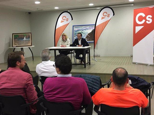 26M.- Cs Muestra Su Compromiso Para Ofertar Toda La Enseñanza Secundaria En Villamediana De Iregua
