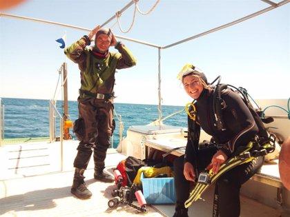 Un 'blogtrip' muestra experiencias náuticas en la Costa Cálida