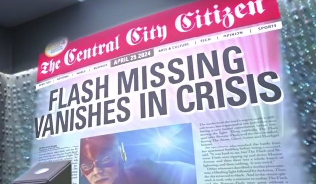 Más detalles de Crisis en las Tierras Infinitas será el crossover más largo del Arrowverso con 5 horas de duración