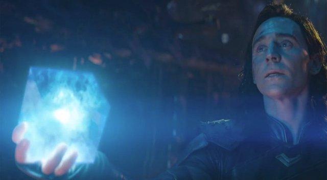 Loki en Vengadores Infinity War
