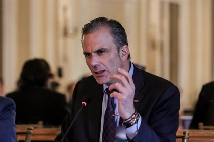 """Ortega Smith (Vox) defiende su plan antiokupación e invita a quien no le guste """"que se meta a la casa de Carmena"""""""