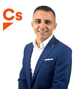 Dani Becerra és el candidat de Cs per a l'Ajuntament de Sant Josep